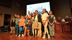 Consejo Consultivo de Niños - Foto: Prensa Alcaldía - Diego Bauman