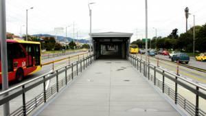Estación Toberín - Foto: IDU