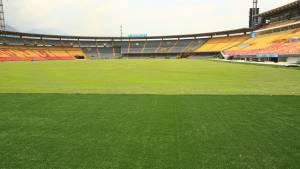 Obras estadio El Campín - Foto: Prensa Alcaldía Mayor de Bogotá / Diego Bauman