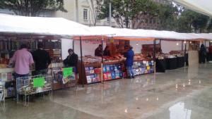 Feria Parque Santander - Foto: Prensa IDARTES