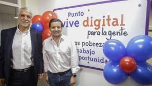 Apertura puntos 'Vive Digital' - Foto: Prensa Alcaldía Mayor