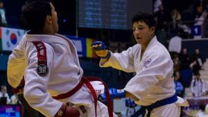 Competencia de Jiu-jitsu - Foto: Cristian Rojas