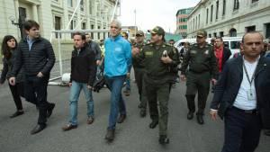 Intervención Calle del Bronx - Foto: Prensa Alcaldía Mayor de Bogotá/ Diego Bauman
