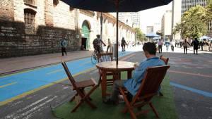 Intervención Carrera Séptima - Foto: Comunicaciones Alcaldía Mayor / Diego Bauman