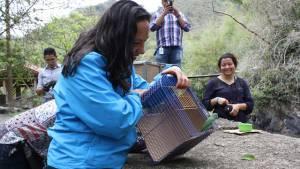 Liberación animales - Foto: Prensa Secretaría de Ambiente