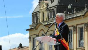 Las megaobras que el alcalde Enrique Peñalosa anunció en su posesión