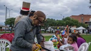Parques Para Todos - Foto: Prensa IDARTES