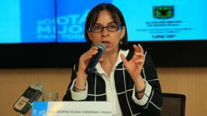 Presentación nuevo esquema de aseo - Foto: Prensa Alcaldía Mayor de Bogotá / Diego Bauman