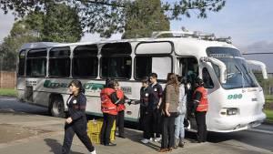 Rutas escolares del Distrito - Foto: Prensa Secretaría de Educación