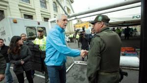 Operativo sector del Bronx - Foto: Comunicaciones Alcaldía Mayor / Diego Bauman