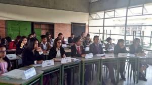 Simonu Bogotá 2016 - Foto: Prensa Secretaría de Educación