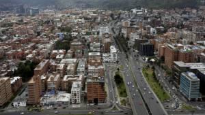 Sobrevuelo - Foto: Diego Bautista-Alcaldía Mayor de Bogotá
