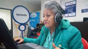 Abuela - FOTO: Cortesía Prensa  IDPAC
