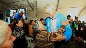 Encuentro con adultos mayores de la ciudad - Foto: Comunicaciones Alcaldía