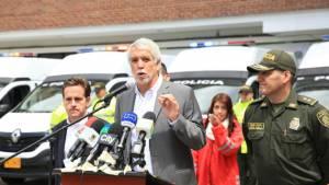 Alcalde Peñalosa revela baja en homicidios - FOTO: Prensa Consejería de Comunicaciones