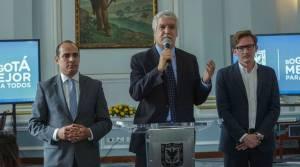 Alcalde Peñalosa rechazó actos violentos - FOTO: Consejería de Comunicaciones.