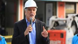 Declaraciones Alcalde de Bogotá, sobre valorización - Foto: Comunicaciones Alcaldía Bogotá / Diego Bauman