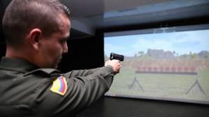 Alcaldía  Peñalosa entrega polígono virtual a la policía - FOTO: Consejería de Comunicaciones