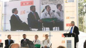 Presentaciónprimera fase deaccesos norte - Foto: Comunicaciones Alcaldía Bogotá / Diego Bauman