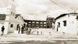 Antiguo Chorro de Quevedo - Foto: Idpc