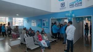 Centro de Atención Prioritaria en Salud (CAPS) de San Benito
