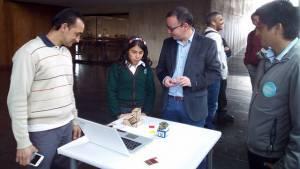 Se buscan jóvenes que quieran hacer aplicaciones. Foto: Prensa Consejería TIC