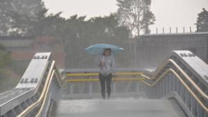 Autoridades de emergencias atentas a emergencias por lluvias - Foto: Comunicaciones IDIGER