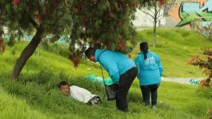 Atención habitantes de calle en Bogotá - Foto: Secretaría de Integración Social