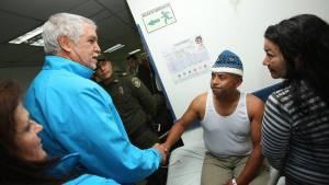 Verificación antención hospitales del Distrito- Foto: Comunicaciones Alcaldía / Diego Bauman