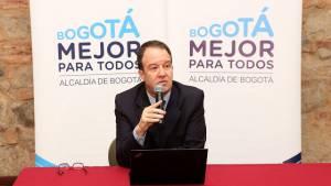 Presentación avances proyecto Metro de Bogotá - Foto: Comunicaciones Alcaldía Bogotá / Diego Bauman