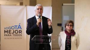 Entrega balance primer año de gestión de la Secretaría Jurídica - Foto: Comunicaciones Alcaldía / Diego Bauman