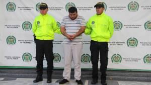 Policía captura Banda Los trepadores - FOTO: Prensa MEBOG