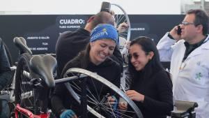 Bogotá inaugura el primer Centro de la Bici en Colombia - Foto: Secretaría de Movilidad