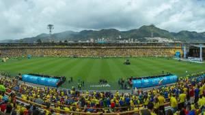 Bogotá le dio la bienvenida a la Selección Colombia - Foto: Comunicaciones Alcaldía Bogotá