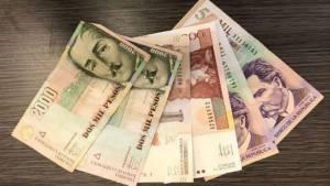 Billetes - Foto: bogota.gov.co