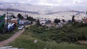 Distrito fortalece obras y programa de reasentamiento de familias en la ciudad. Foto: IDIGER
