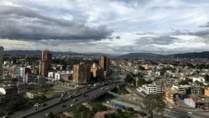 Bogotá desde el CAD - Foto: Javier Cortés-Portal Bogotá