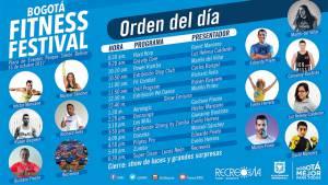 10 horas de información tendrá el Bogotá Finess Festival - Foto: Idrd