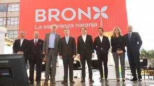 Bronx esperanza naranja - FOTO: Prensa Consejería de Comunicaciones Alcaldía Mayor de Bogotá