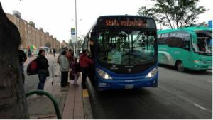 Normalizado servicio de SITP y alimentadores en Ciudad Bolívar -  Foto: TransMilenio