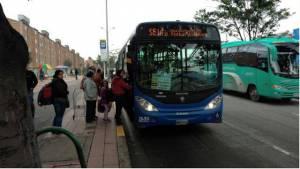 SITP. Foto: TransMilenio