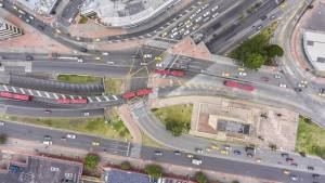 Nuevos buses de TransMilenio mejorarán la calidad del aire en la ciudad