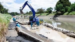Canal Fucha y Canal Comuneros - FOTO: Prensa  Acueducto de Bogotá