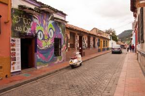 Bogotá recibió a 12.923.975 visitantes en 2018. Foto: Alcaldía Mayor de Bogotá