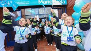 Entrega nuevo CAPS en barrio Maricuhela - Foto: Comunicaciones Alcaldía Bogotá / Diego Bauman