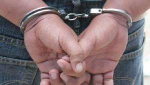 Presos en URI`s - FOTO: Prensa Policía