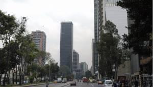 Carrera Séptima - FOTO: Consejería de Comunicaciones/Diego Bautista