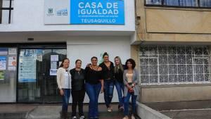Casa de Igualdad - Foto: Secretaría de la Mujer