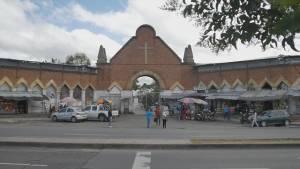 Cementerio del Sur de Bogotá - Foto: Comunicaciones UAESP