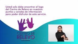 Centro de Relevo - FOTO: Prensa IDPAC